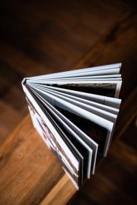 album photo lonowaï épuré photographie dessus pages