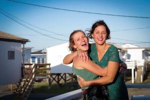 copines rires Gruissan