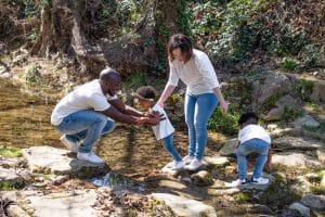 famille rivière jean blanc