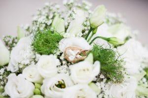 mariage alliances bouquet
