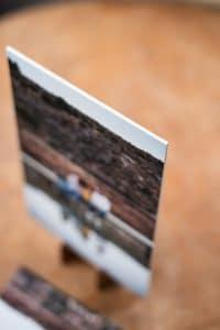 impression photo mat wahou plus papier chevalet support lonowaï photographie tranche famille